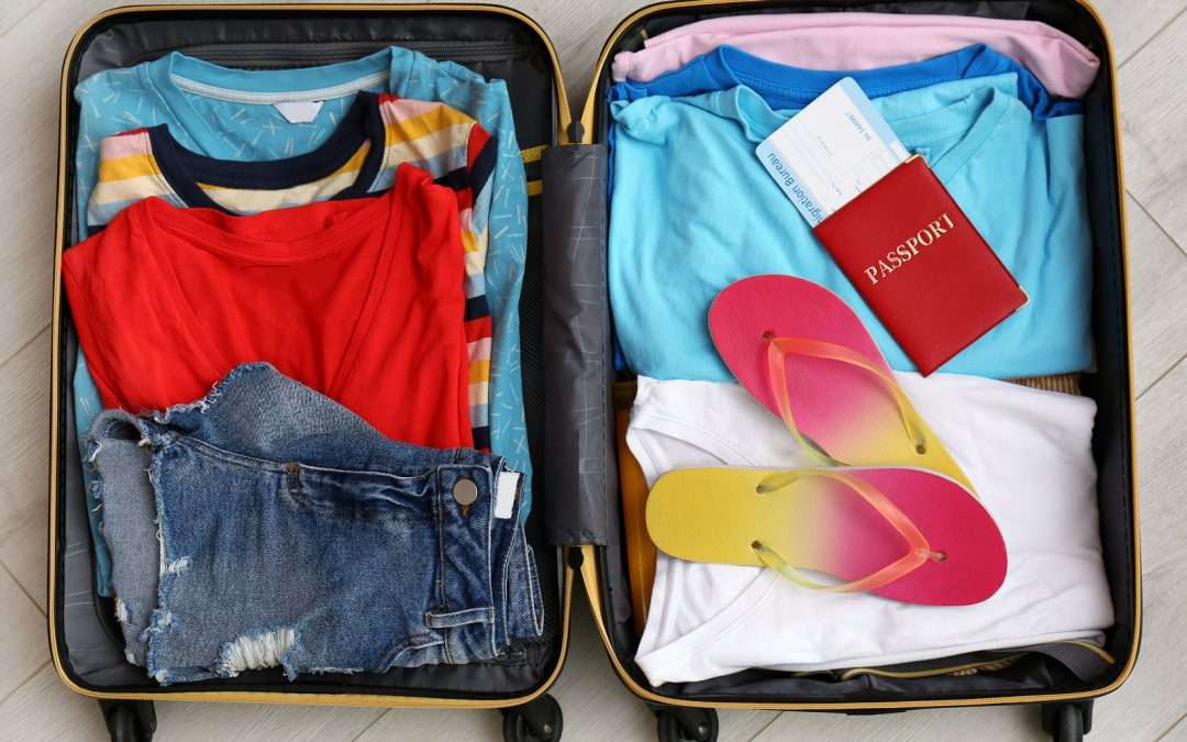 What's in Your Suitcase? Essentials for Travel